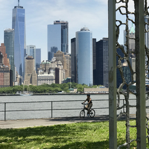 SPEND A DAY ON GOVERNORS ISLAND