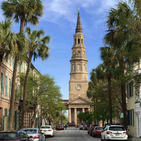 SPEND A WEEKEND IN CHARLESTON WHERE HISTORIC MEETS HIP
